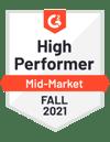 High Performer Mid Market