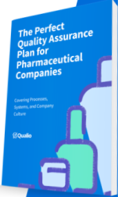 QA plan for pharma ebook