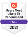 Users Most Likely to Recommend