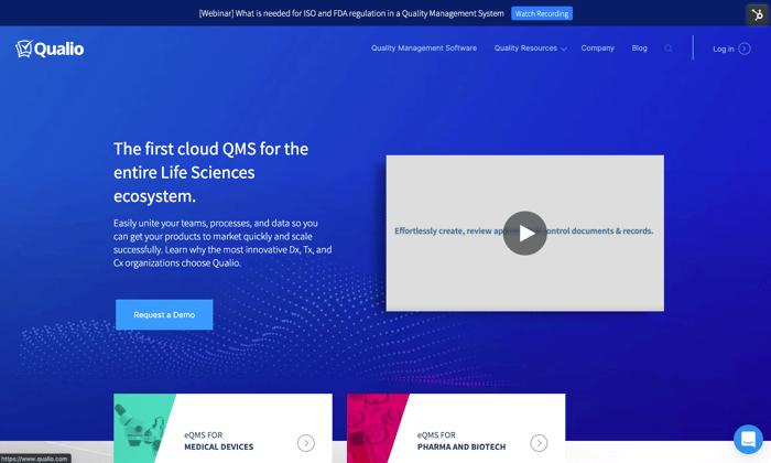 qualio-homepage